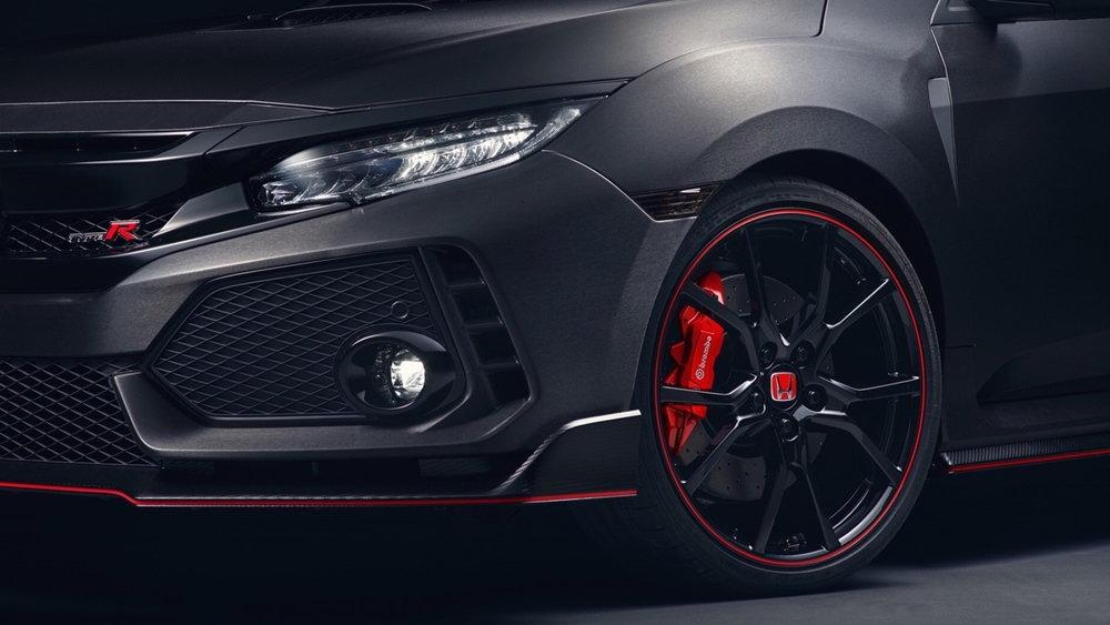 Honda Civic Type R civic 2017 -  2018