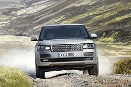 2013 Range Rover  เผยโฉมอเนกประสงค์หรูตัวใหม่ ที่เบากว่าเดิม ...