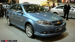 CHEVROLET OPTRA 1.8LT AT