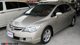 HONDA CIVIC 2.0 E i