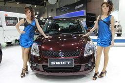 รถยนต์ Motor show 2010 -SUZUKI