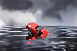 จู่ๆ รถของคุณเกิด ยางระเบิด รถตกน้ำ จะทำอย่างไร