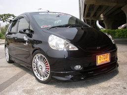 Honda Jazz Black  มาดเท่สไตล์ MUGEN