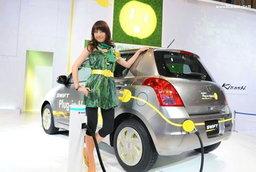 Suzuki Swift Plug-in Hybrid อีกหนึ่งจอมประหยัดแห่งอนาคต