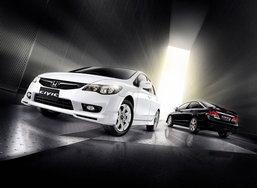 Honda Civic Modulo ได้เวลาทรงเครื่องประมือคู่แข่ง