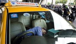ตะลึง !! 8 เดือน 1584 เจอร้องเรียนแท็กซี่ 10,000 ราย กรมขนส่งฯชี้ทำผิดซ้ำซากจัดหนักแน่!