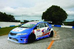 คันแรกและคันเดียวในไทย กับตัวแข่ง CIVIC FN2