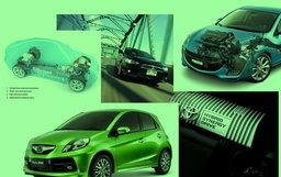 รถพลังเขียวมาแรง!!..ค่ายรถแห่เปิดรุ่นใหม่..เอาใจลูกค้า