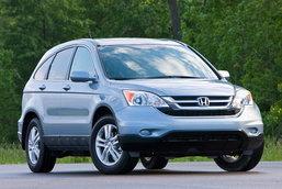 สื่อมะกันเปรย New! Honda CR-V อาจมาปีหน้า