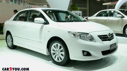 TOYOTA COROLLA ALTIS 1.8 E AT