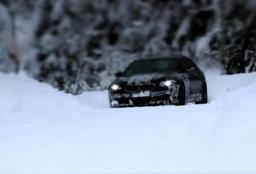 New! BMW M5 คลุกฝุ่นเมืองหนาวไถลโชว์กลางหิมะ