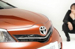 ชมเต็มๆ Toyota Yaris 2012 เผยโฉมผ่าน Video