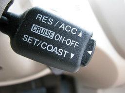 Cruise Control....ใช้ให้เป็นช่วยประหยัดน้ำมัน