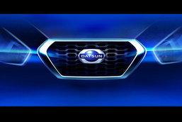 Datsun  โผล่เผยภาพว่าที่รุ่นใหม่ เปรย ต้นปีหน้าเห็นแน่