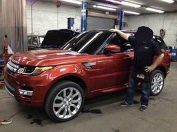 2014 Range Rover Sport หลุดภาพตัวจริงก่อนงานเปิดตัว
