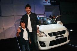 Suzuki ช๊อค!!! วงการ ดัน  Suzuki Ertiga  ในราคา  554,000 บาท