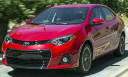 เปิดตัวแล้ว Toyota Corolla Altis 2014