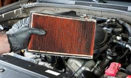 ไส้กรองอากาศรถยนต์