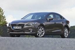 อย่างงาม! 2014 Mazda3 คันจริง จ่อเปิดตัวกันยายนนี้