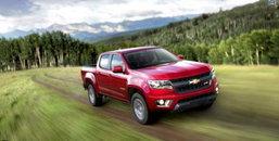รูปหลุด Chevrolet Colorado ไมเนอร์เชนจ์?