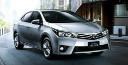 หลุด! สเป็ค All-new Toyota Altis 2014 เวอร์ชั่นไทย