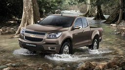 สัมผัส Chevrolet Colorado 2014 เครื่องยนต์ใหม่