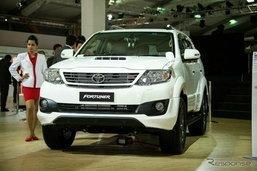 Toyota Fortuner 2014 ใหม่เปิดตัวที่อินเดีย!