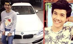 """""""นิกกี้-ณฉัตร"""" กับ BMW ซีรีย์ 3 แต่ใจยังรักรถสปอร์ต"""