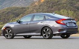 Honda ขึ้นแท่นรถยนต์นั่งขายดีสุดในไทยประจำปี 2558 เตรียมเปิดตัว 'Civic' ใหม่เร็วๆนี้