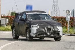 หลุดเอสยูวีรุ่นใหม่จากค่าย Alfa Romeo เตรียมเปิดตัวจริงปี 2017 นี้