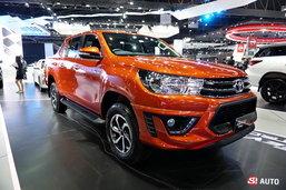 10 อันดับยอดขายรถยนต์ล่าสุด 'โตโยต้า' ยังอันดับ 1 'ฮอนด้า' ขึ้นนำกลุ่มรถยนต์นั่ง
