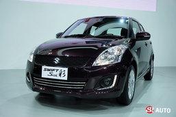 รถใหม่ Suzuki ในงาน Motor Show 2016