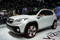 รถใหม่ Subaru ในงาน Motor Show 2016