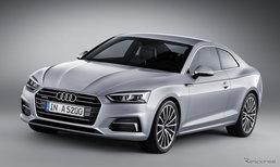 2017 Audi A5 เจเนอเรชั่นใหม่เปิดตัวอย่างเป็นทางการแล้ว