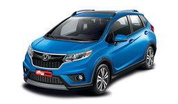 Honda WR-V อเนกประสงค์บอดี้ Jazz มีแผนเปิดตัวปี 2017 นี้