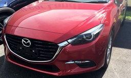 หลุด 2017 Mazda3 ไมเนอร์เชนจ์คันจริงก่อนเปิดตัวที่ญี่ปุ่นกลางเดือนนี้