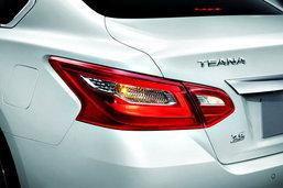 ทีเซอร์ 2017 Nissan Teana ไมเนอร์เชนจ์ใหม่ก่อนเปิดตัวจริงที่จีน