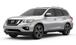 เผยโฉม 2017 Nissan Pathfinder ไมเนอร์เชนจ์ใหม่ในสหรัฐฯ