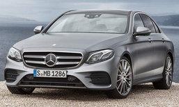 ราคารถใหม่ Mercedes Benz ในตลาดรถประจำเดือนกรกฎาคม 2559