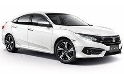 ราคารถใหม่ Honda ในตลาดรถยนต์ประจำเดือนกรกฎาคม 2559