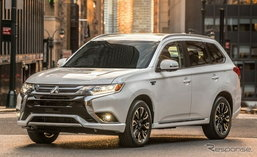 Mitsubishi Outlander PHEV เผยตัวเลขยอดขายทะลุ 100,000 คันแล้วทั่วโลก