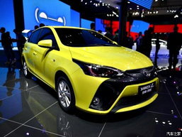 Toyota Yaris L ไมเนอร์เชนจ์ใหม่ เตรียมวางจำหน่ายแล้วที่จีน