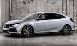 ภาพจริง Honda Civic Hatchback ชุดใหม่ หล่อเหลารอบคัน