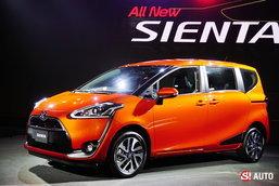 Toyota Sienta ใหม่ 2016 เปิดตัวในไทยแล้ว ราคาเริ่ม 7.5 แสนบาท