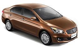 ราคารถใหม่ Suzuki ในตลาดรถยนต์ประจำเดือนสิงหาคม 2559