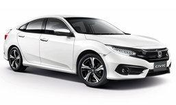 ราคารถใหม่ Honda ในตลาดรถยนต์ประจำเดือนสิงหาคม 2559