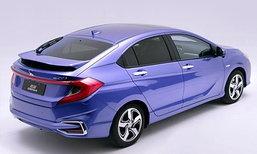 Honda Gienia ใหม่ เผยโฉมอย่างเป็นทางการแล้วที่จีน