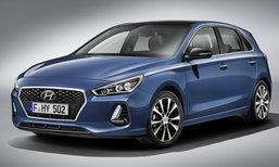 เผยโฉม Hyundai i30 ก่อนเปิดตัวอย่างเป็นทางการที่ปารีสมอเตอร์โชว์ 2016