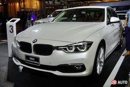 BMW 320d Celebration Edition เพิ่มอ็อพชั่นราคาเท่าเดิม เคาะ 2.799 ล้าน