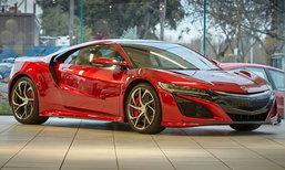 Honda NSX ใหม่ เคาะราคาแตะ 11 ล้านบาทในออสเตรเลีย